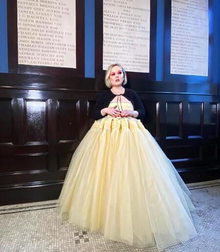 Nicola Coughlan Molly Goddard Golden Globes 2021