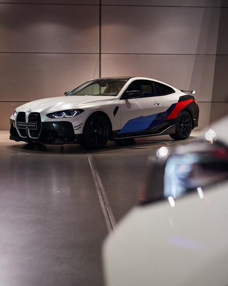 BMW M4 M Performance Parts