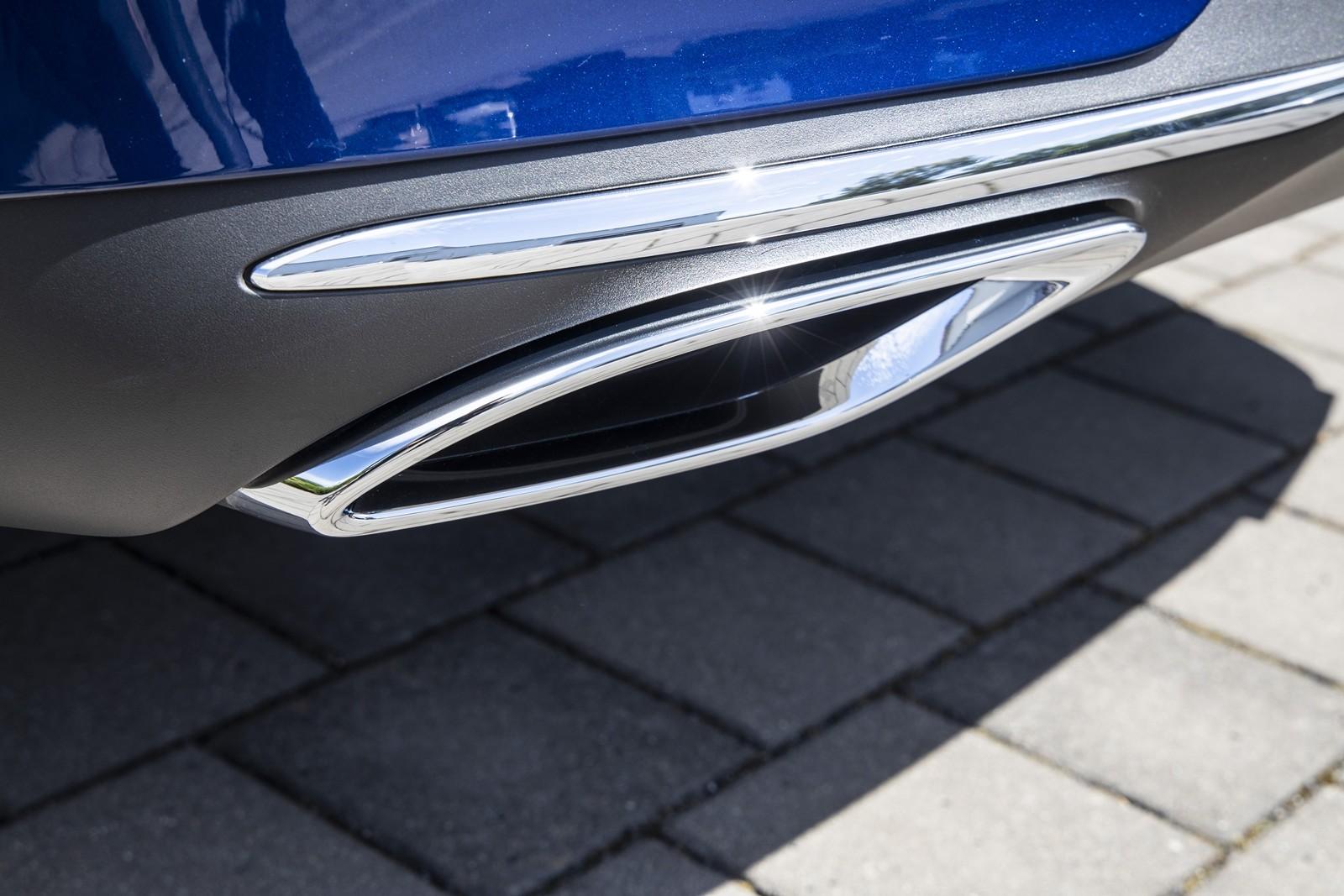 Foto de Mercedes-Benz Clase E 2020, prueba contacto (124/135)
