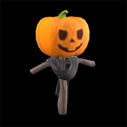 Animal Crossing New Horizons Guide Pumpkins Item Diy Icon Spooky Scarecrow