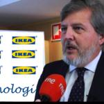 Mendez de Vigo contará con representantes de IKEA en la comisión para el pacto educativo