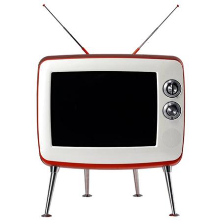 Serie 1 de LG, el televisor más retro