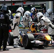 El Imperio no da suerte en la Formula 1
