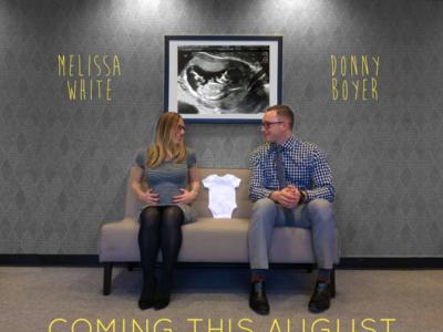 Veinte maneras preciosas de anunciar el embarazo