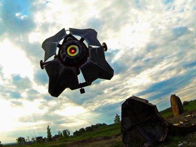 ¡El drone de Half Life 2 existe!