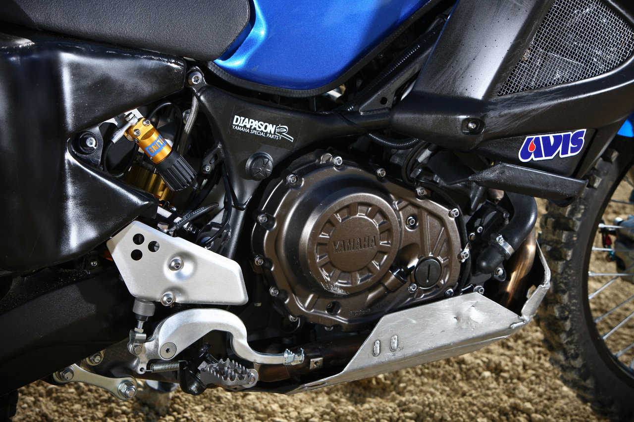 Foto de Yamaha XTZ1200R Súper Ténéré preparación para el Rally de los Faraones 2011 (2/15)