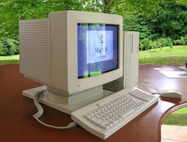 Mac viejo