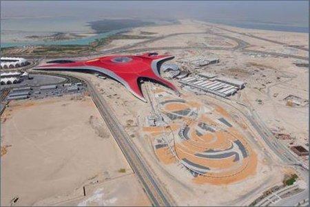 Ferrari World Abu Dhabi abre por fín el 27 de octubre 2010