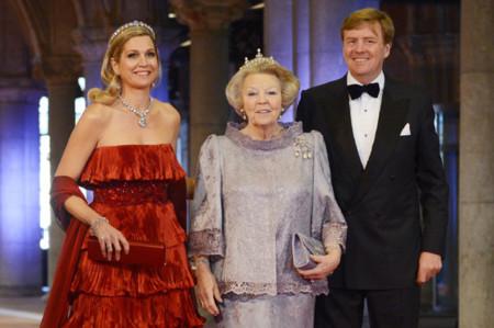 Coronación Holanda