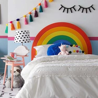 Flower Kids es la colección de ropa de hogar de Drew Barrymore. Y más bonita no puede ser