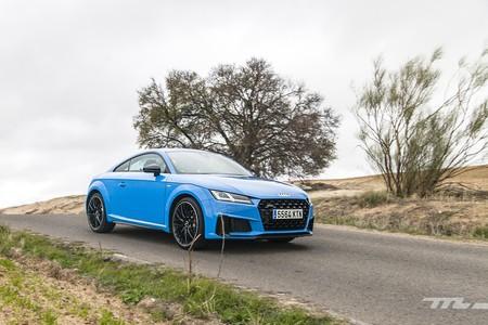 Audi Tt 2019 Prueba 022