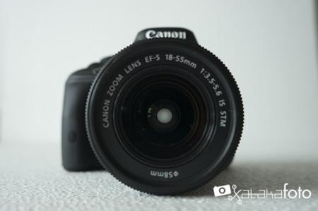 Canon EOS 100D, la hemos probado