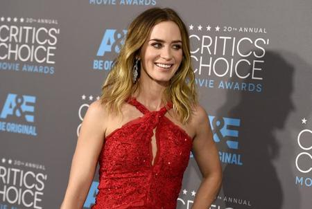 Mily Critics Choice Movie Awards 2015