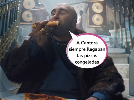 Kiko Rivera se convierte en la nueva imagen de Domino's Pizza con este desternillante anuncio publicitario