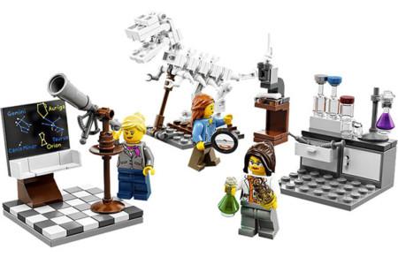 LEGO se pasa a las chicas: nuevo laboratorio con féminas como protagonistas