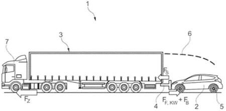 Ford patenta un original método para recargar coches eléctricos: a golpe de remolque