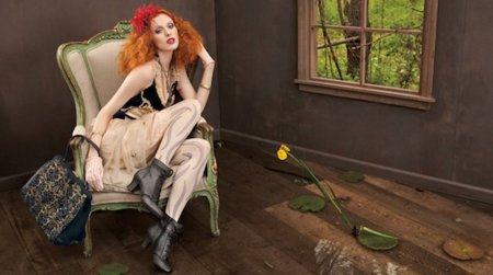 karen elson nine west