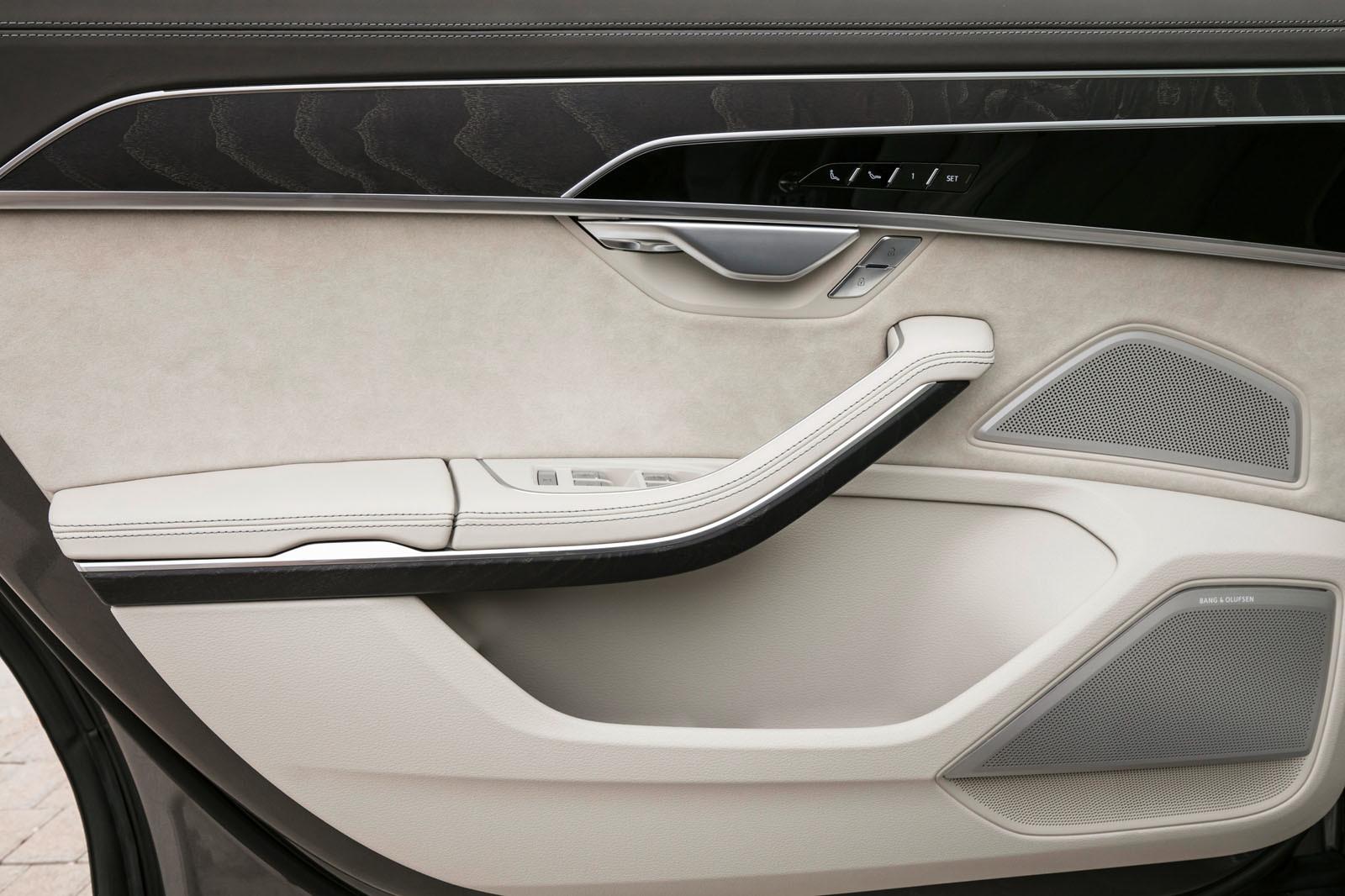 Foto de Audi A8 2018 (presentación) (49/81)