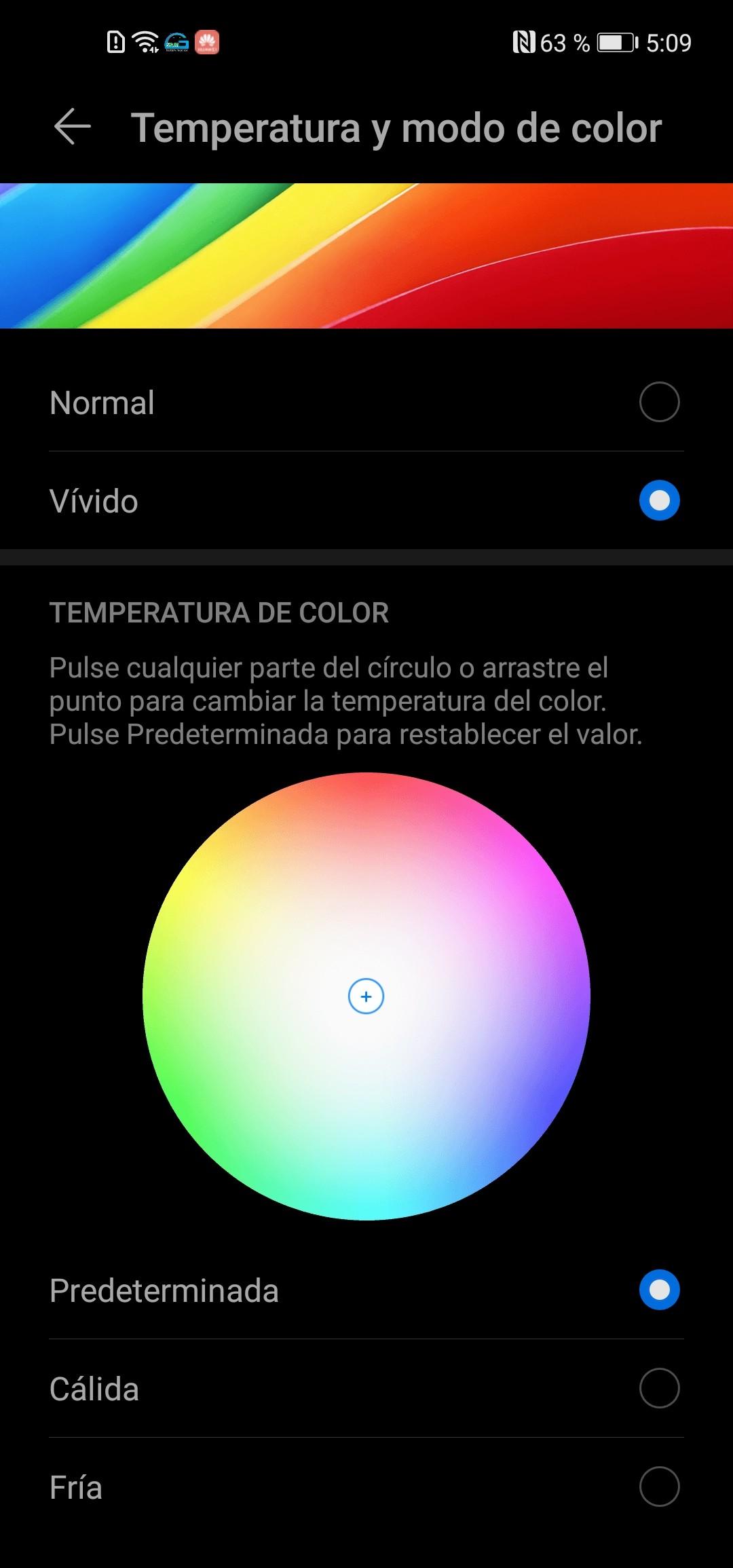 Foto de Huawei P40 Lite interfaz (14/19)