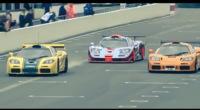 La reunión de McLaren GTR más grande de la historia