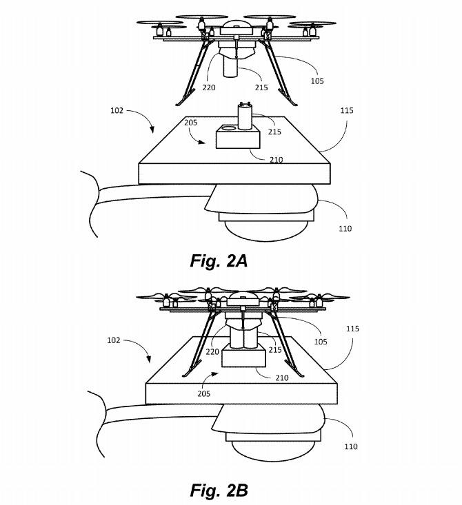 Foto de Patente de nidos Amazon (2/7)