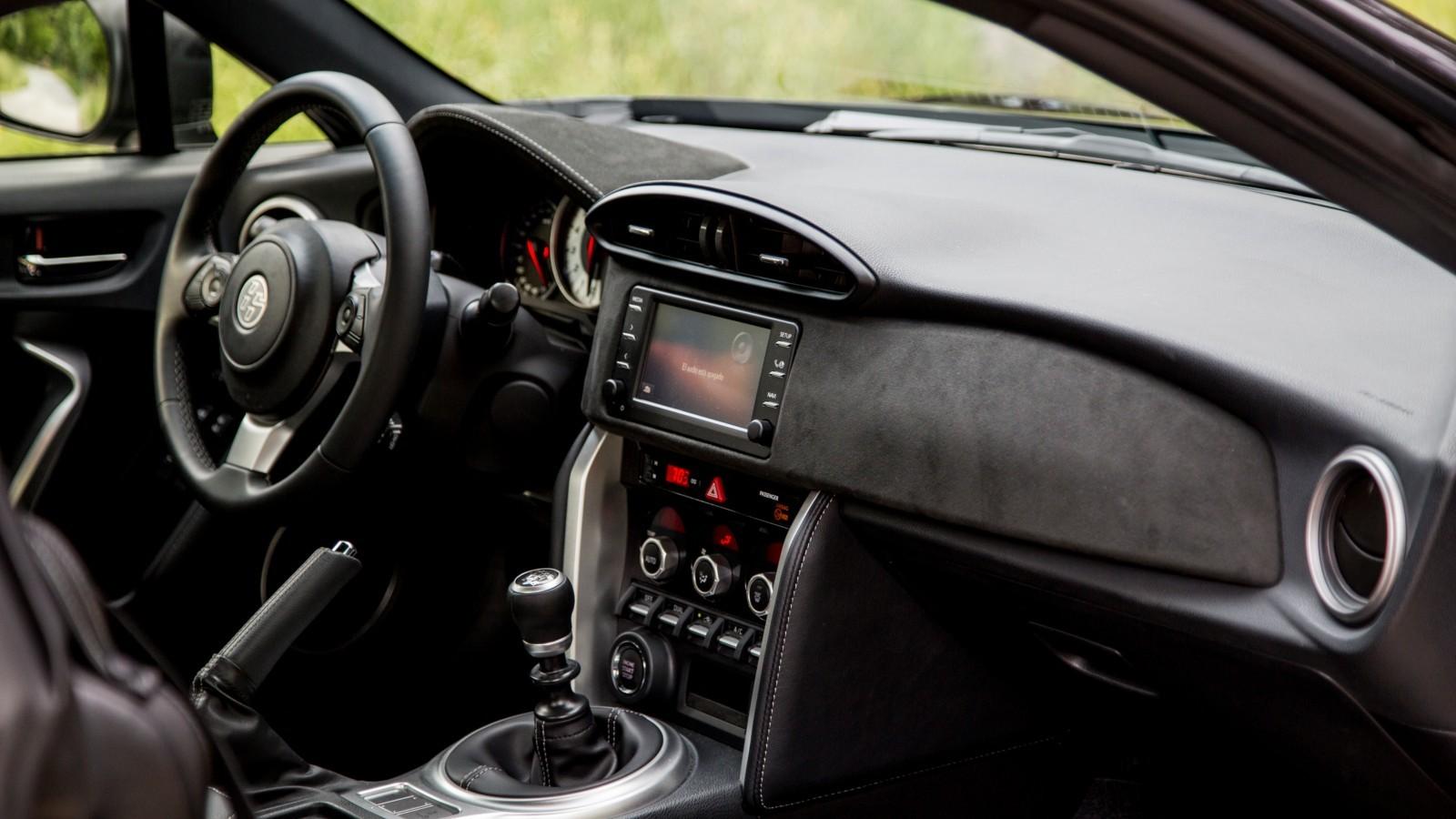Foto de Toyota GT86 - Fotos interiores (12/28)