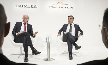Daimler y Renault-Nissan