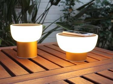 Alma Light presenta PATIO: una lámpara inteligente para ambientes contemporáneos
