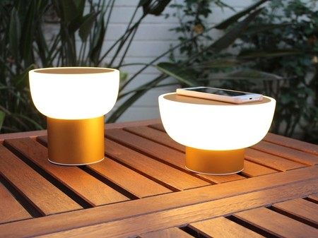 Alma Light presenta PATIO: una lámpara inteligente para ambientes contemporáneos