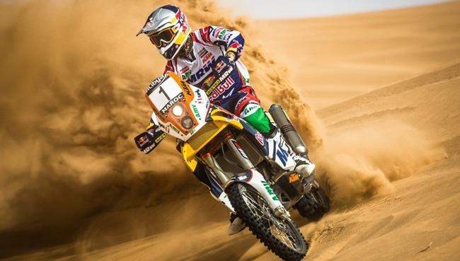 Marc Coma Marruecos