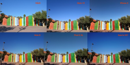Dia Color Comparativa