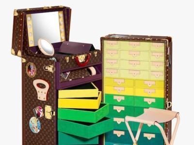El Monogram de Louis Vuitton cumple años, y así lo celebra