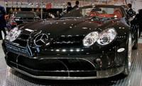 Tres sabores del Mercedes SLR McLaren en el Essen Motor Show: 722 GTR, Roadster Brabus y RH-Alurad