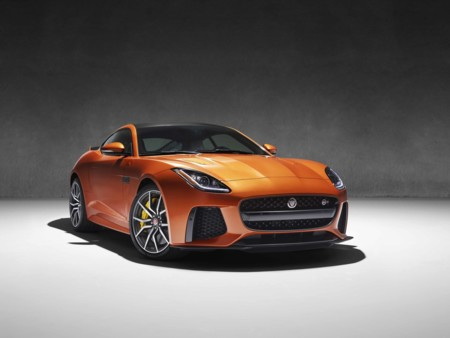 Jaguar F Type Svr 100
