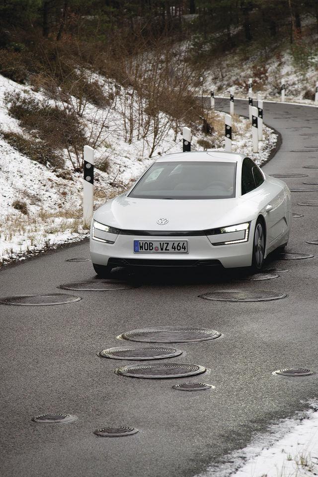 Foto de Volkswagen XL1 2013 (41/49)