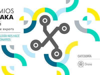 Mejor drone: vota en los Premios Xataka 2016