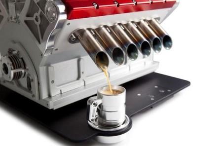 Cafetera Espresso Veloce Serie Titanio V-12, perfecta para tu cocina, si te dejan...