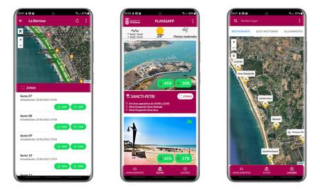 Playas App