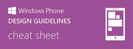 Actualización de la guía de diseño para Windows Phone