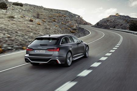 Audi RS6 Avant 2