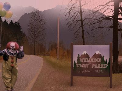 La extrañas y alucinantes conexiones del universo 'Twin Peaks' y el de 'IT' de Stephen King