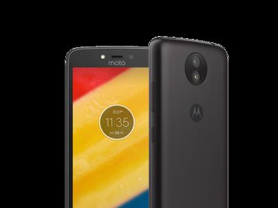 Oferta Flash: Motorola Moto C Plus por 104,99 euros y envío gratis