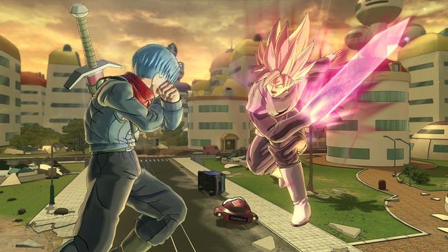 Goku Black Rose 2