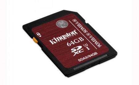 Kingston SDHC/SDXC UHS-I Speed Class 3, la perfecta aliada 4K de la Lumix GH4