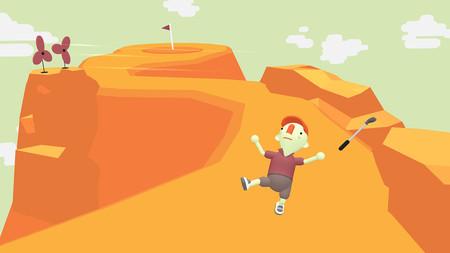 What the Golf? llevará su impredecible visión del golf a Nintendo Switch la semana que viene
