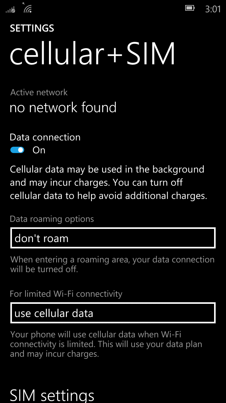 Foto de Windows 10 Mobile build 10136 (33/92)