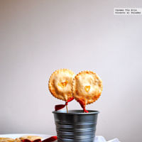Empanadillas de crema pastelera. Receta familiar