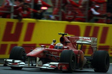 Ferrari encara el Gran Premio de Brasil con mucho cuidado