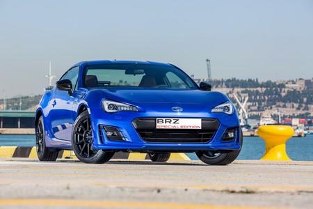 Subaru BRZ Special Edition: la enésima versión del BRZ/GT86 va más equipado por los mismos 32.900 euros