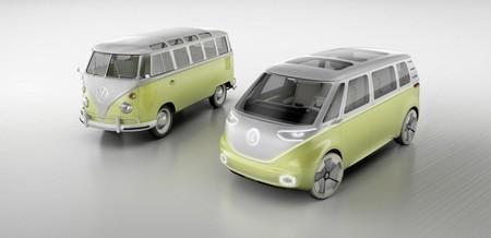 Volkswagen confirma la producción de la futura Transporter eléctrica, inspirada en el I.D. BUZZ